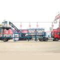 CE aprovado da planta de mistura concreta móvel do certificado Yhzs35 do CE aprovado