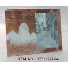 Children Paste Glass Photo Frame