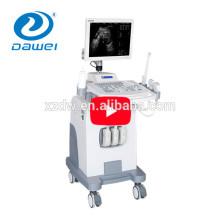 DW3102A sistema de diagnóstico ultrasónico digital y máquina de ecografía