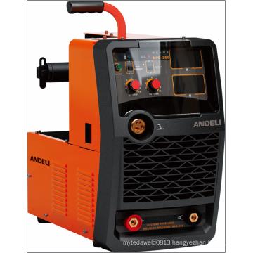inverter CO2 gas shielded welding machine MIG250 builet in wire feeder