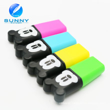 2015 Hot Sale Multi Colored Mickey Mouse Shaped Highlighter Marker Pen, Highlighter Pen Set