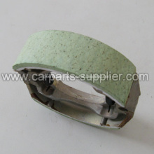 YB100 brake shoes for motorcycle