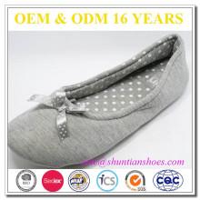 Nouveau fabricant de chaussures d'hiver d'hiver pour femme