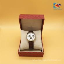 China Factory custom wholesale Luxury cardboard Watch packaging box