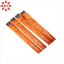 Bracelet de sculpture de ruban de gros fournisseur de la Chine pour la promotion (XY-mxl8708)