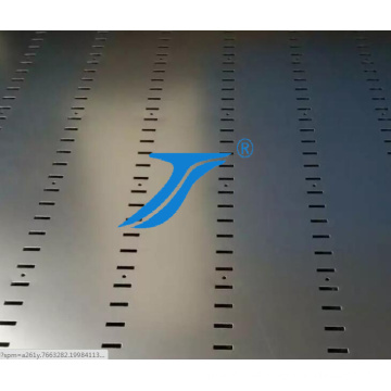 Oval Hole Punching Perforated Metal Mesh, Stainless Steel Perforated Sheet