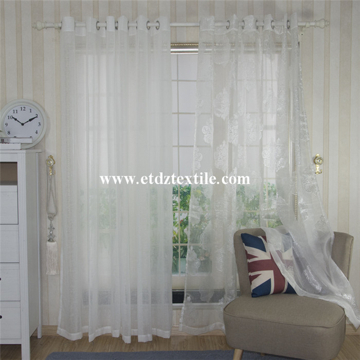 Attractive Sheer Curtain