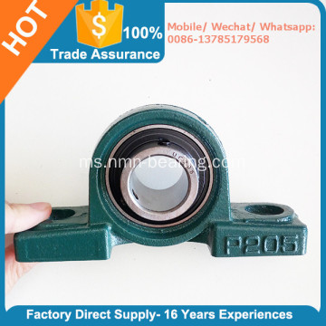UCPL Cast Iron Housing Block Blank Bearing