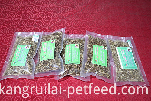 Dried Mealworms for Chicken
