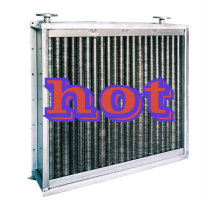 Heat exchanger used in textile