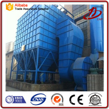 Impulse dust filter food industry dust collector