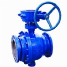 2PC Trunnion Mounted Ball Valve
