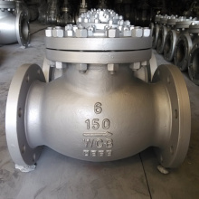 Cast Steel WCB Valve Body