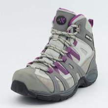 Echtes Leder Wandern Schuhe mit Wasserdicht für Frauen