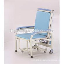 Cadeira de acompanhamento dobrável
