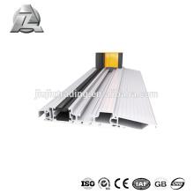Perfil de extrusão de limiar de porta de alumínio personalizado de fábrica