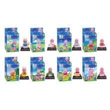 Cartoon Pink Pig Model Mini Figures Building Blocks 10245782