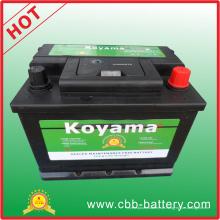 Koyama 12V 45ah Automobilbatterie Fahrzeugbatterie Auto Batterie 54519-Mf