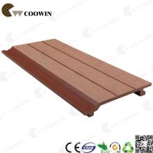 Material de construcción Decoración exterior WPC Panel de pared / Revestimiento