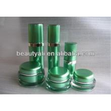 100ml 200ml round shape cream cosmetic acrylic jar for packing