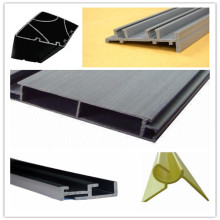 PVC Profile, Plastic Extrusion-Plastic Profile, Plastic Parts (PLAD-011)