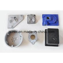 Cajas de piezas mecanizadas / fundición a presión