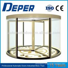 Crystal automatic revolving door