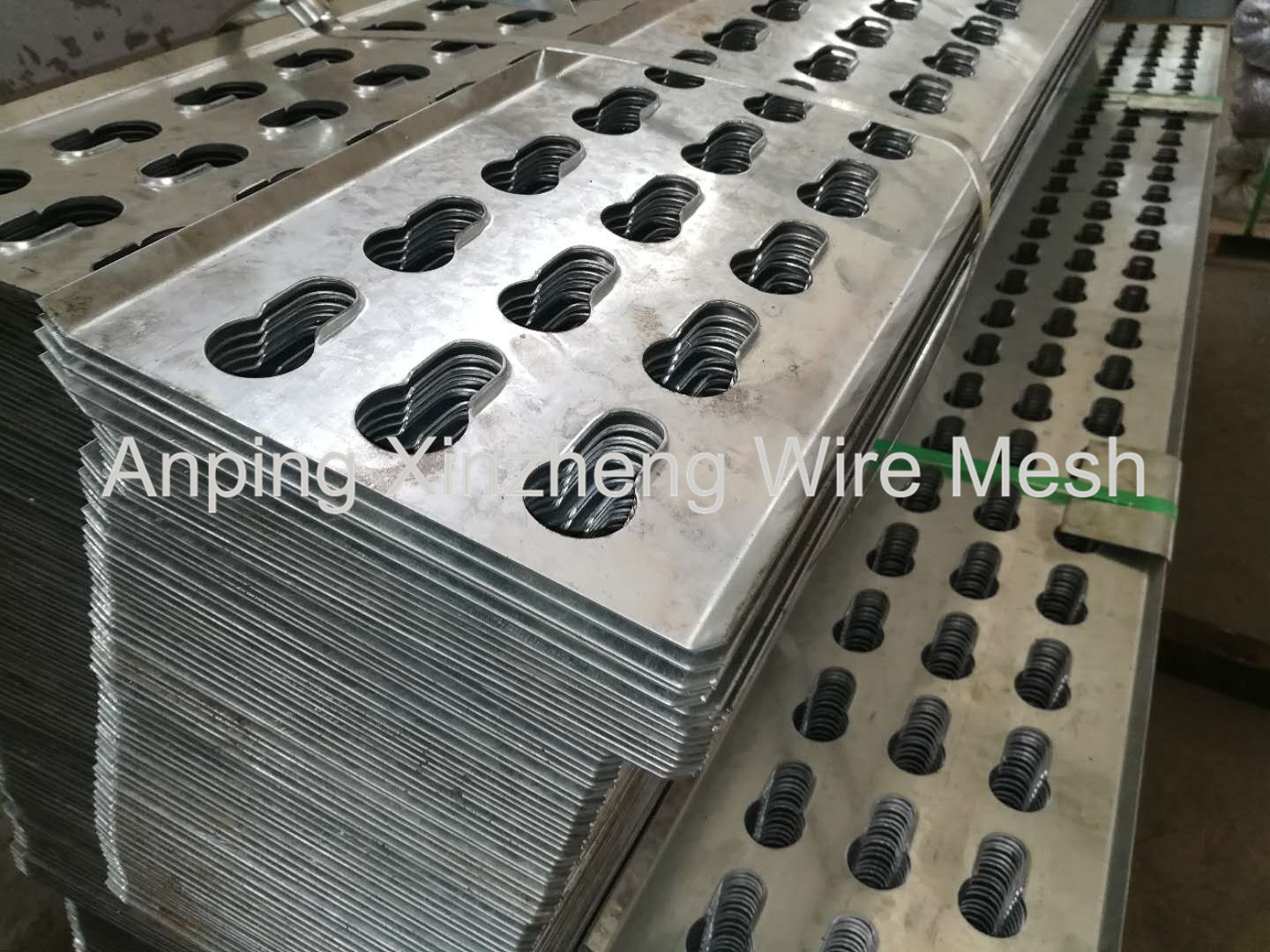 Perforated Galvanized Iron Sheet