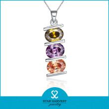 Whosale Alloy Necklace Jewelry Custom Design