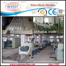 pvc pipe production line/PVC pipe extrusion line