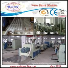 linha de extrusão de tubo de linha de produção/PVC de tubulação de PVC