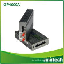 Apoio do dispositivo do perseguidor de GPS dois cartões de SIM que perseguem de GPS