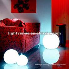 50см в RGB ip68 водонепроницаемый светодиодные мяч