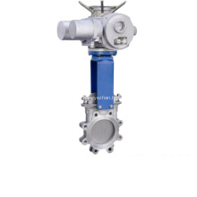 Electric Actuated Knife Gate Valve