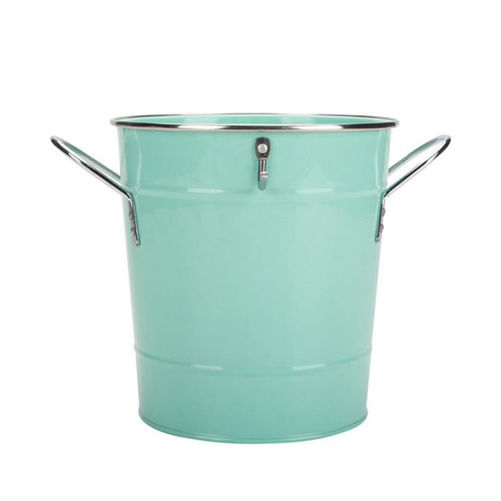 Amazon Double Walled Metal Ice Bucket