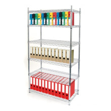 Ajustável DIY Metal Office Rack de fio (CJ9035216A6C)