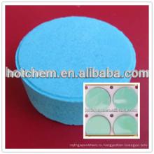 Таблетки МкА / Хлор Стабилизированный Isocyanuric Кислота 98.5%