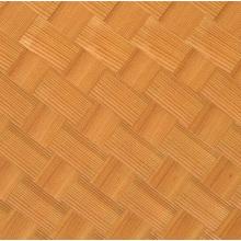 feuille de PVC panneau en bois couleur plafond design