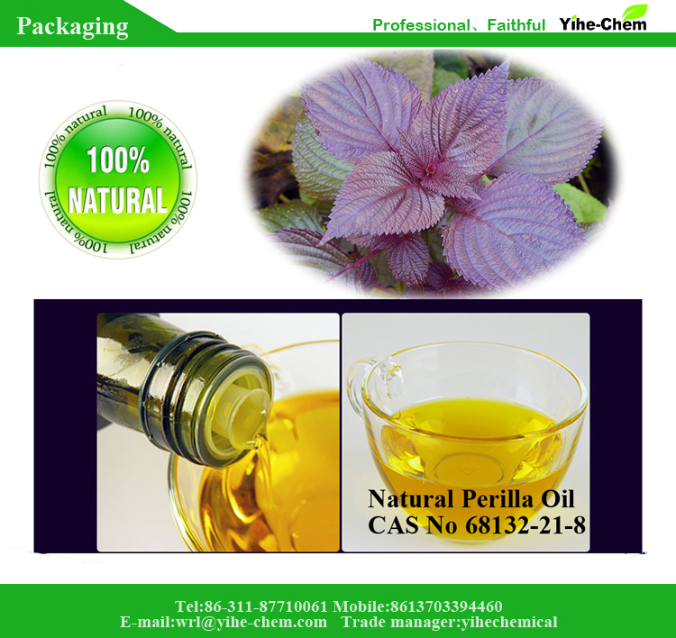 Natural Perilla Oil