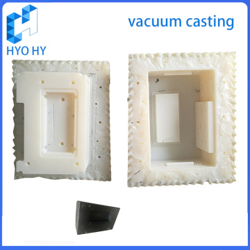 Rapid prototyping silicone mould rubber prototype