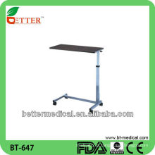 Mesa do hospital sobre a cama / mesa sobreposta, mesa de jantar
