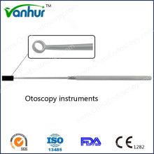 Otoscopy Instruments Stainless Steel Ear Curette
