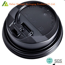PS material black cup lids