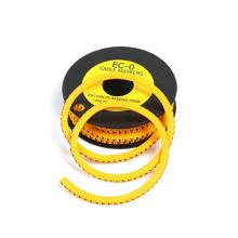 Marqueur de câble PVC