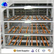 Jracking высокое качество хранения ФИФО q235 сталь используется поддон полки стеллажных систем подачи