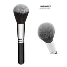 Cepillo de la cara del polvo suave estupendo (f106)