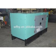 Вэйфан 20 кВт дизельный генератор звукоизоляцией