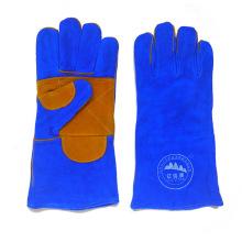 Reinforment Palm Working Welding Glove for Welders