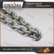 hot sales galvanized din766 steel chain link