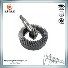 Customized Bevel Gear Spur Gear with CNC Machining